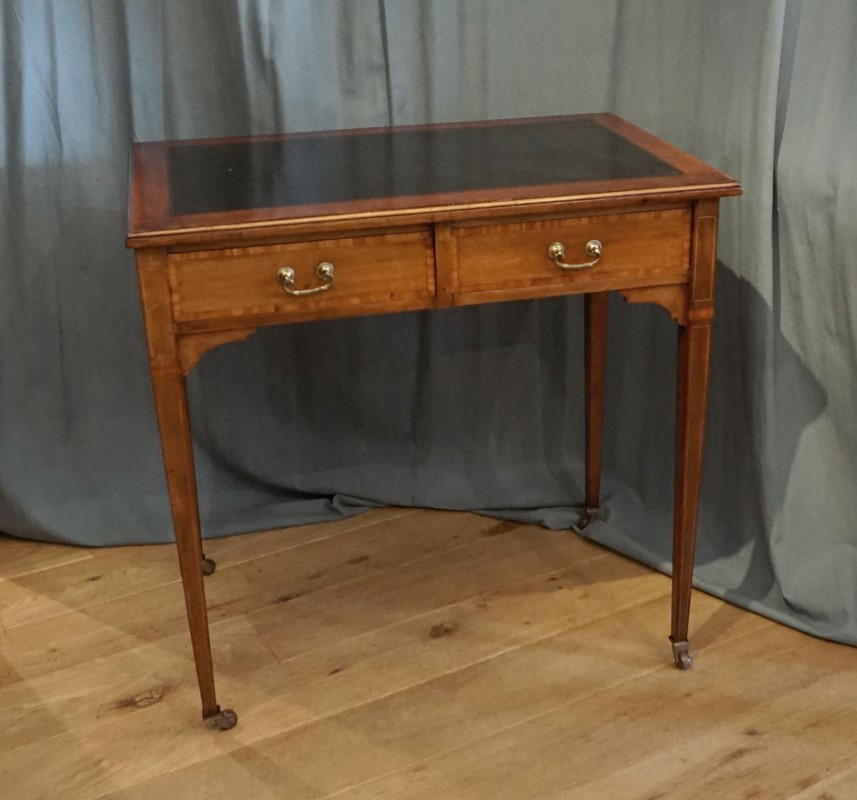 Edwardian writing tableSOLD
