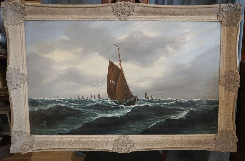 Marine seascapeSOLD