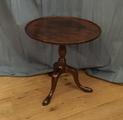 18th century tripod tableSOLD