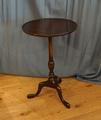 Edwardian tripod tableSOLD