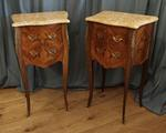 Pair of French bedsideSOLD