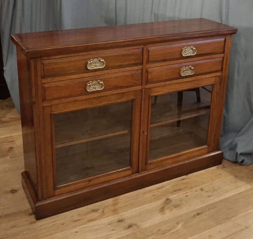 Arts and Craft sideboard/bookcaseSOLD