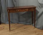 Mahogany side tableSOLD