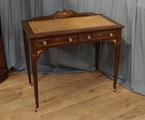 Rosewood writing tableSOLD