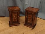 Pair of rosewood boxesSOLD