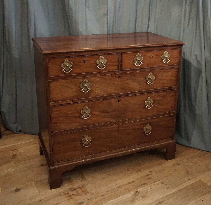 18th century chest of drawersSOLD
