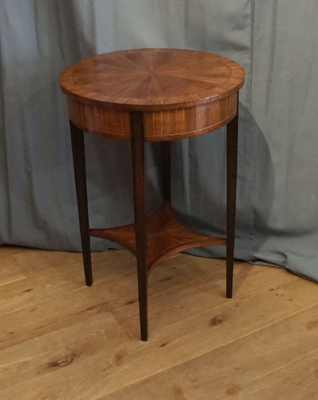marquetry centre tableSOLD