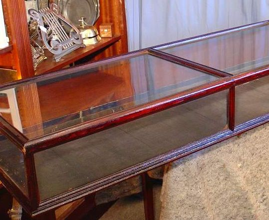 Table top display cabinetSOLD