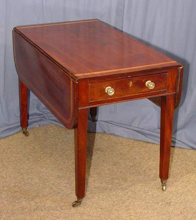Low Pembroke tableSOLD