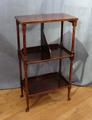 Walnut book rackSOLD