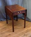 Cuban mahogany Pembroke tableSOLD
