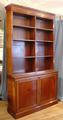 Large mahogany bookcaseSOLD