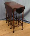 Mahogany spider tableSOLD
