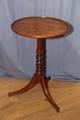 18th century tilt-top tableSOLD