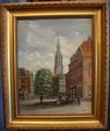 Delft town 1910SOLD