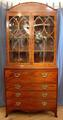 Regency secretaire bookcaseSOLD