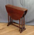 Victorian walnut Southerland tableSOLD