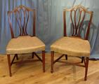 Pair of 18th century chairsSOLD