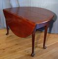 Cuban mahogany tableSOLD