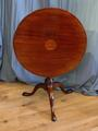 !8th century tilt top tableSOLD