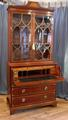 Inlaid secretaire bookcaseSOLD