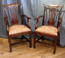 Pair of George III chairsSOLD