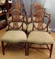 Period set of Hepplewhite chairsSOLD