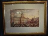 Lithograph AmsterdamSOLD