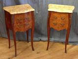 Pair of French side comodesSOLD