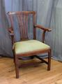 18th century country chairSOLD