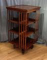 Large Revolving bookcaseSOLD