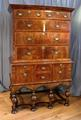 William and Mary chest on standSOLD