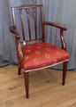 19th century Mahogany chairSOLD