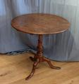 Country Tilt top tableSOLD