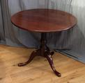 Tilt top tea tableSOLD