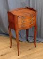 bedside table in cherrywoodSOLD