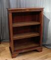 Inlaid mahogany bookcaseSOLD