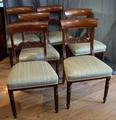 set of six chairsSOLD