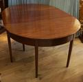 18th century mahogany tableSOLD