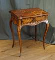 Inlaid French dressing tableSOLD
