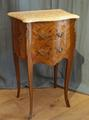 French bedside table SOLD