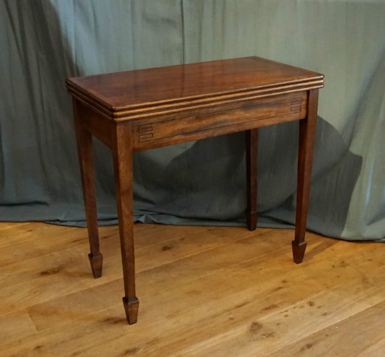 18th century cardtableSOLD