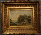 19th century landscapeSOLD