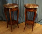 Pair of French tablesSOLD
