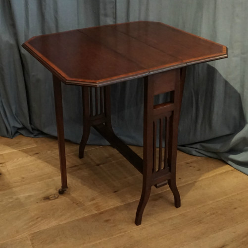 Southerland table inlaidSOLD