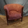 Edwardian Club chairSOLD