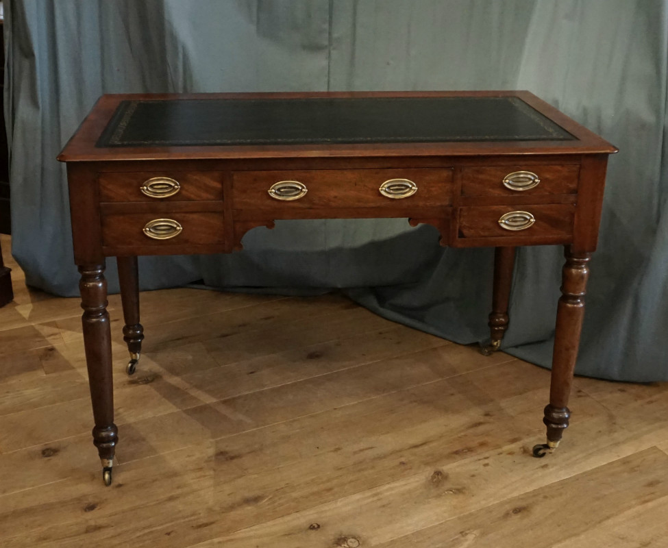 Victorian writing tableSOLD